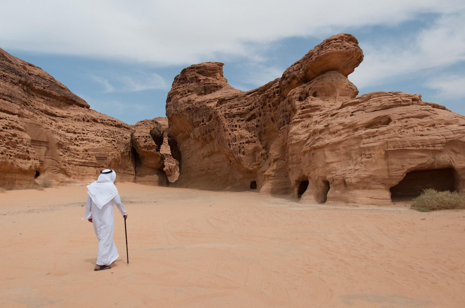 Mada'in Salih arabia saudyjska