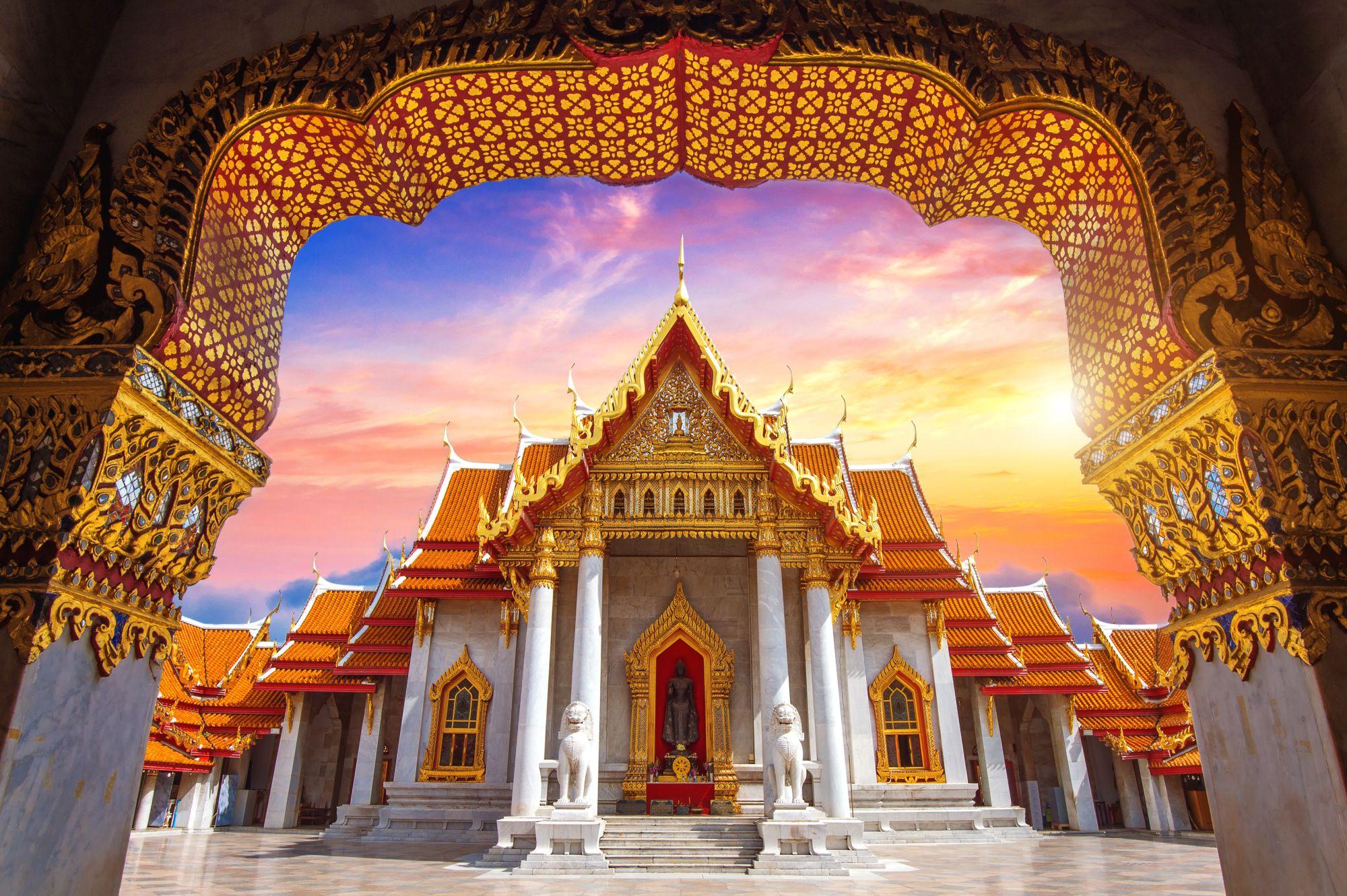 bangkok świątynia