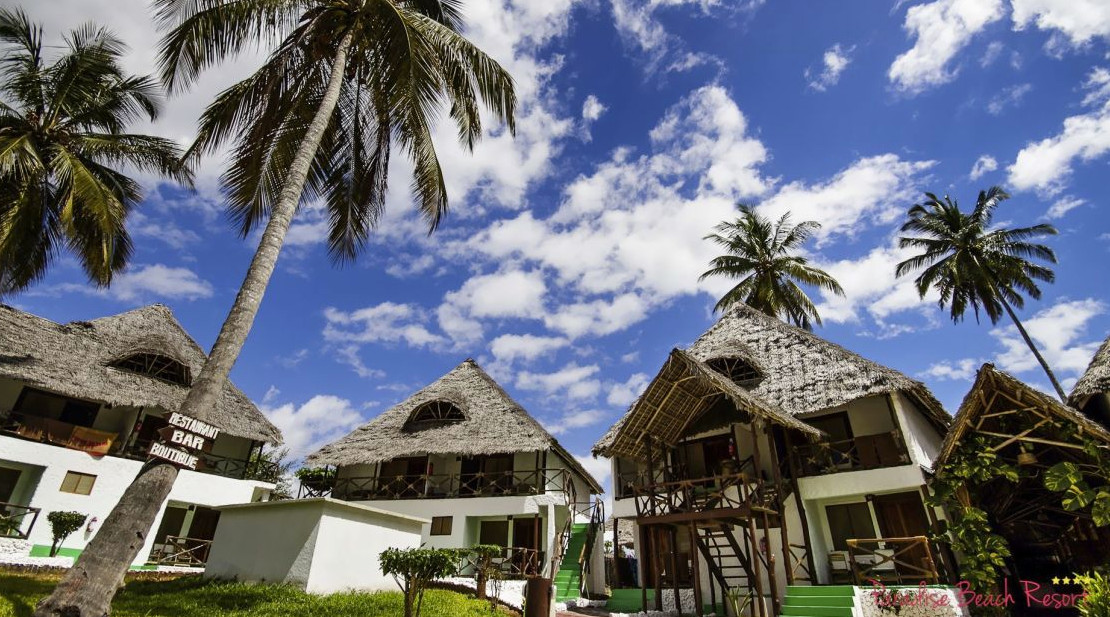 hotel na Zanzibarze
