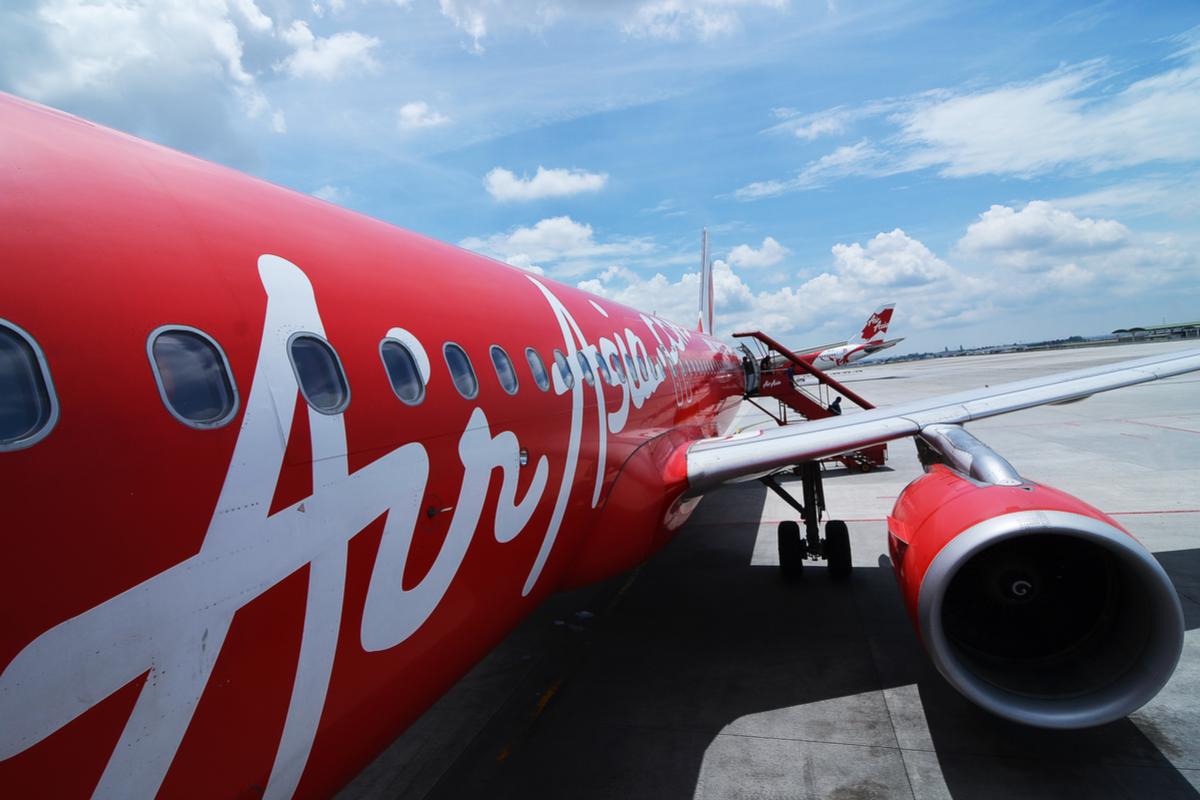 airasia samolot