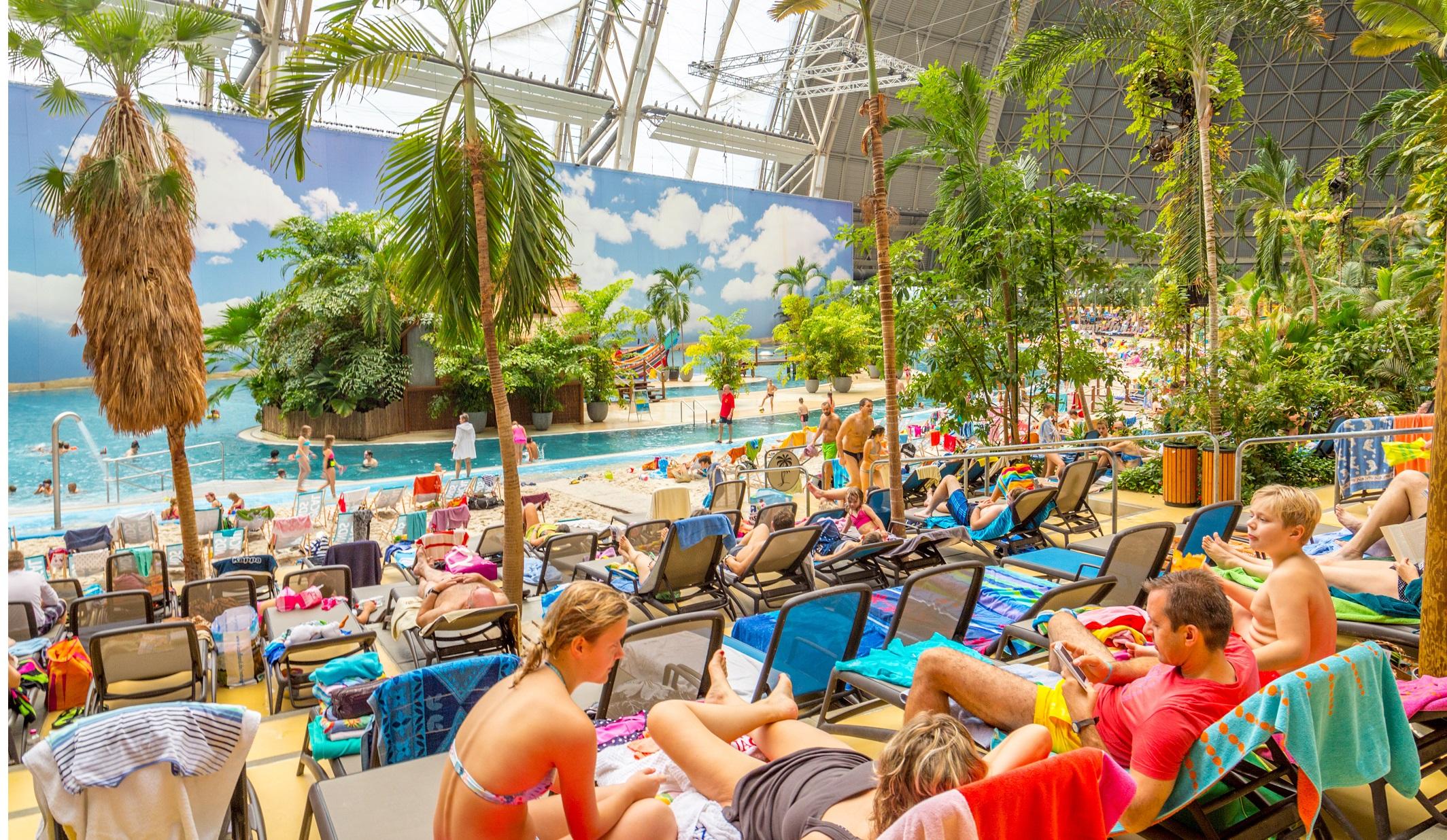 Tropical Island Berlin Program