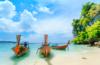 łódki na phuket