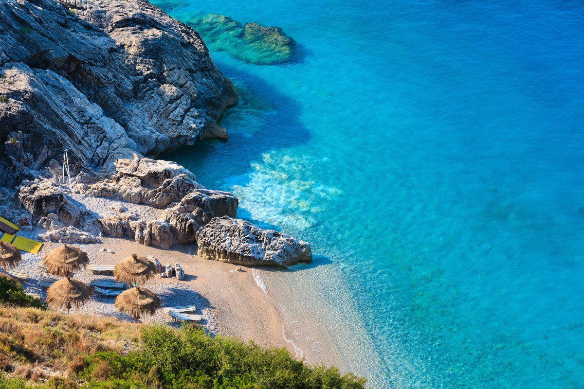 albania wybrzeże