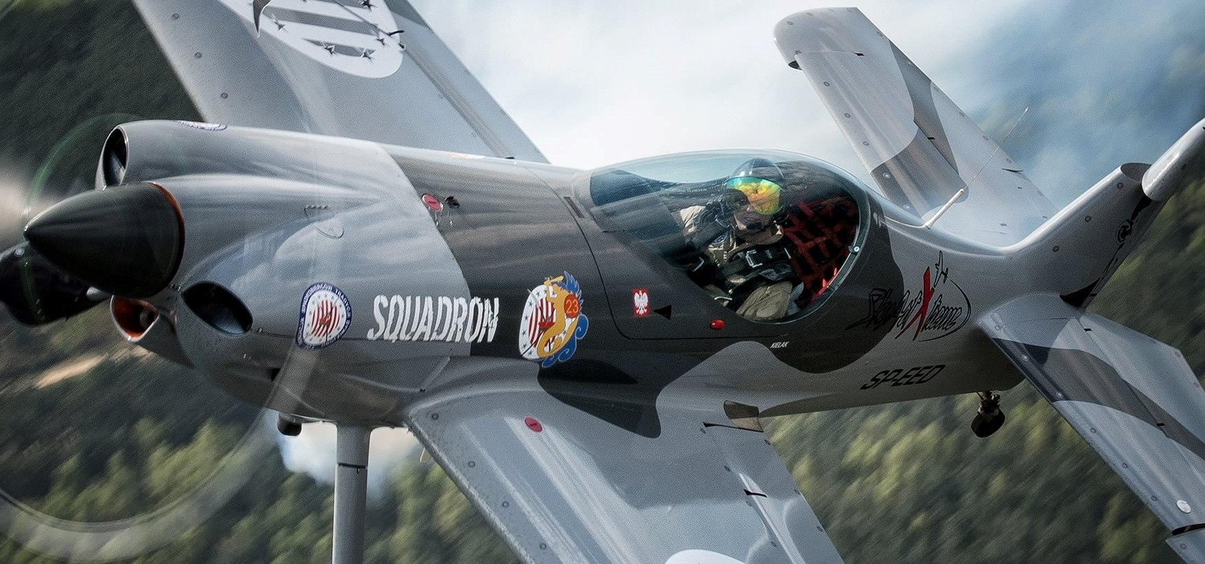 samolot soliadron