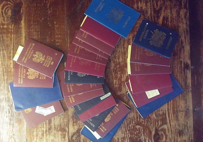 Paszporty Sławka Muturi