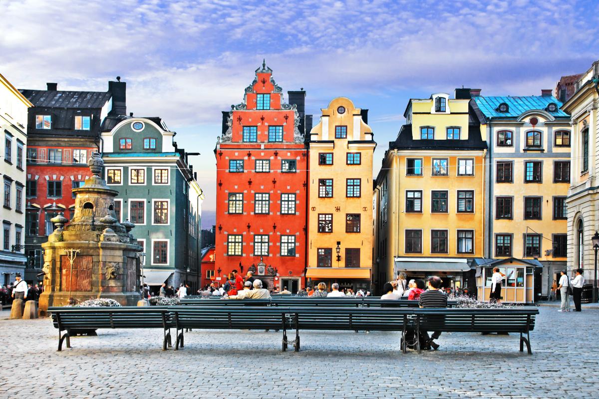 sztokholm miasto