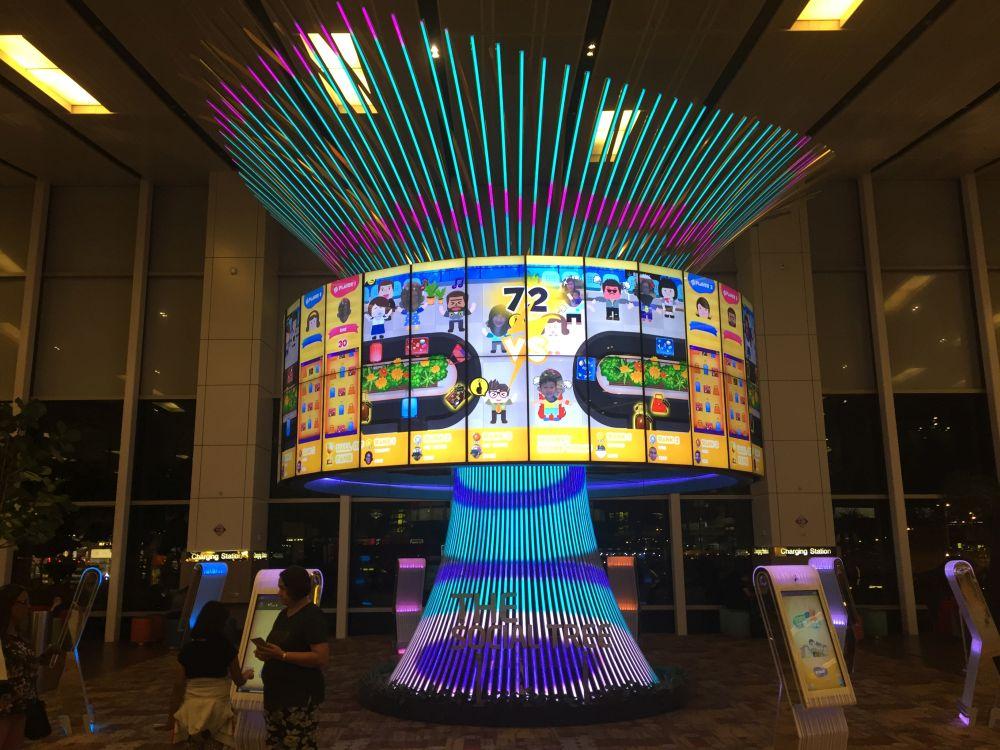 lotnisko Changi