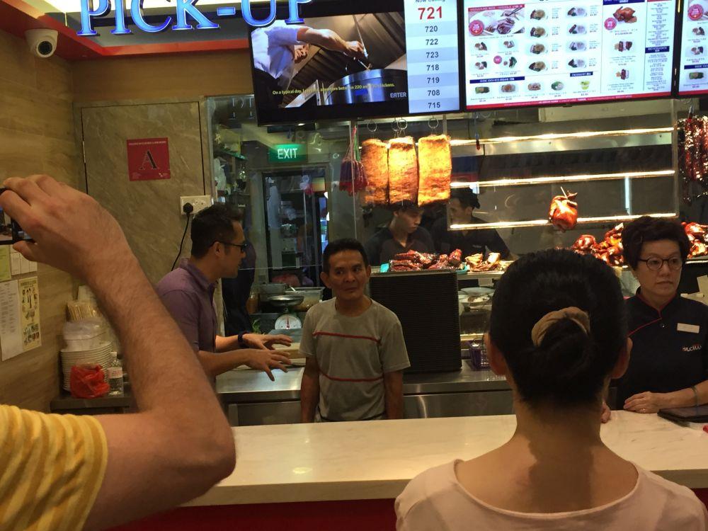 Restauracja Hawker Chan
