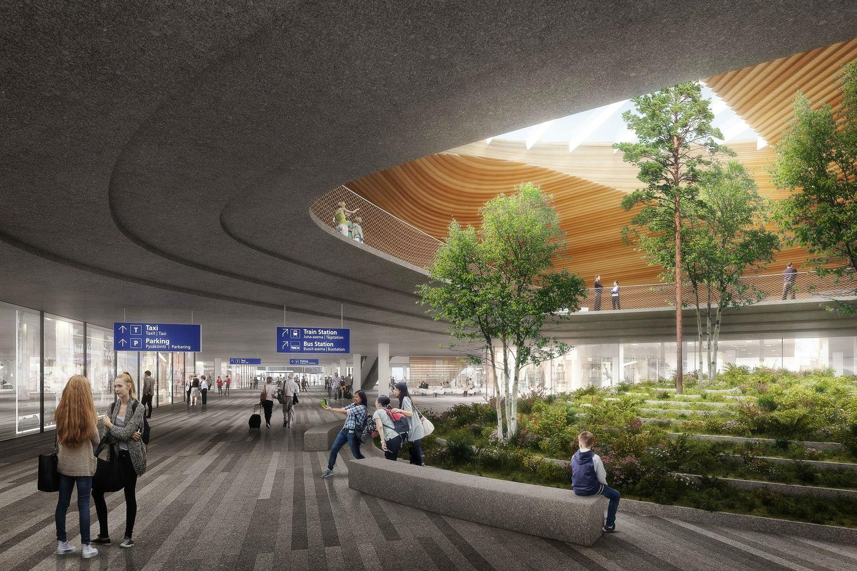 Lotnisko w Helsinkach