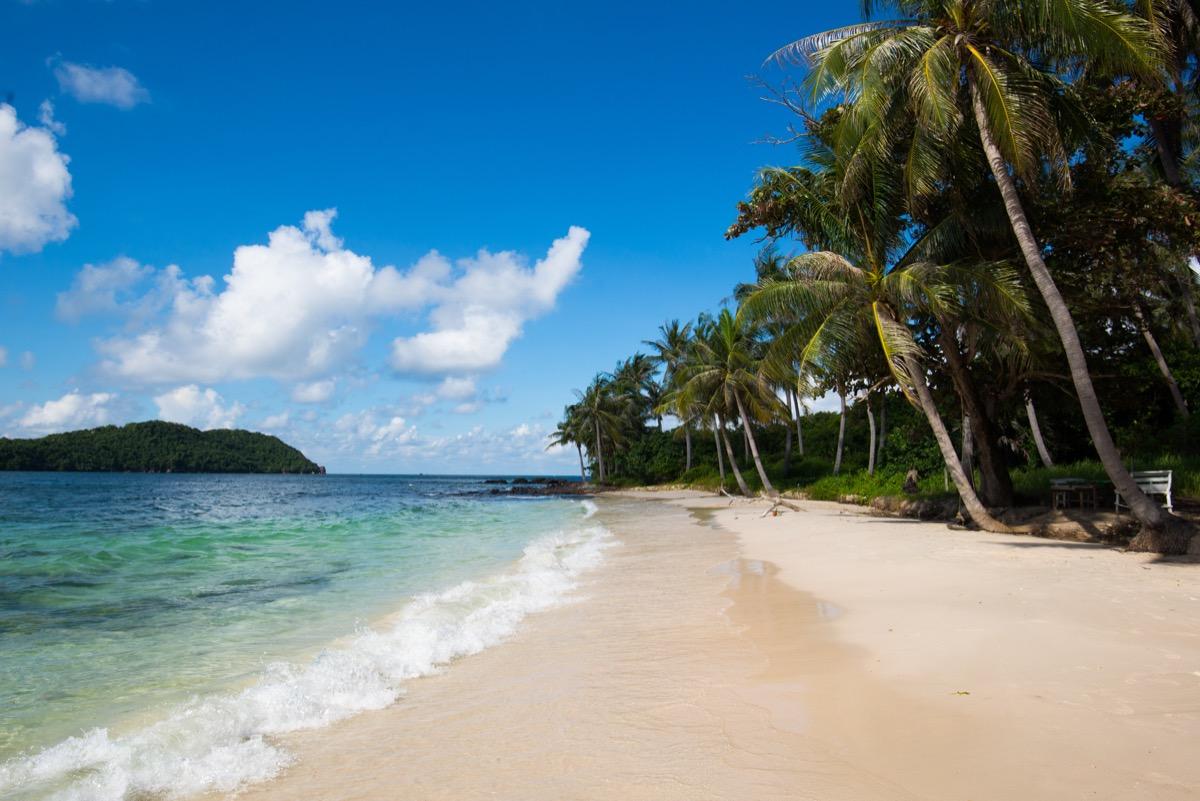wietnam plaża