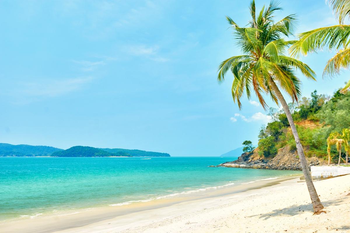 plaża langkawi