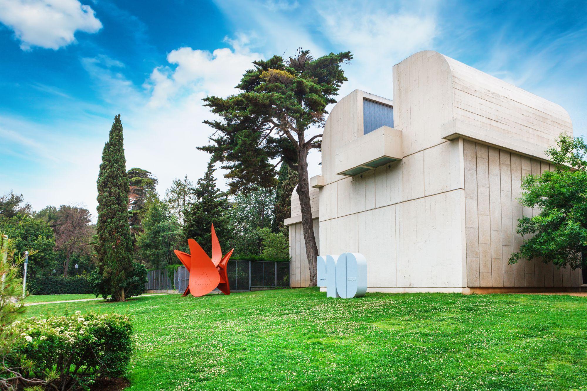 Fundacio Miro, Barcelona