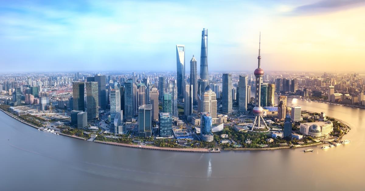 szanghaj miasto