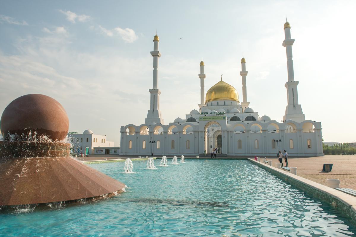 astana meczet