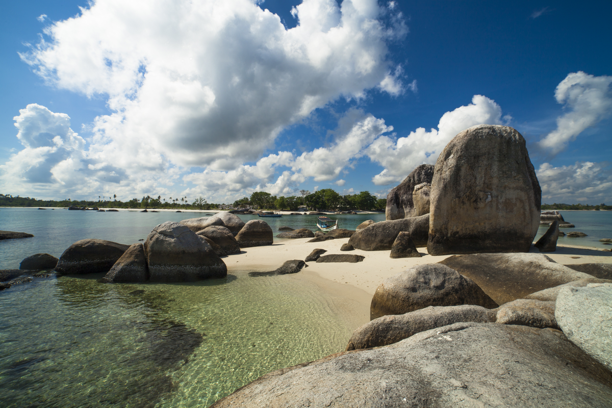 Belitung panorama