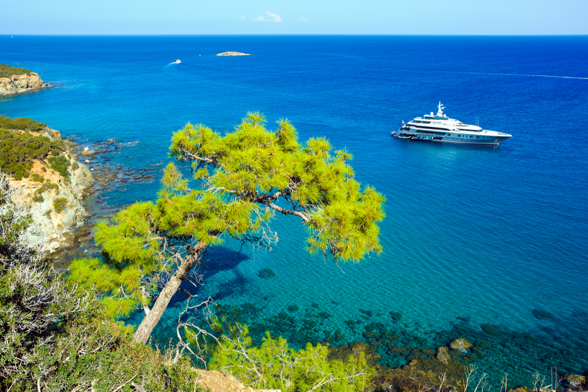 Cypr zatoka