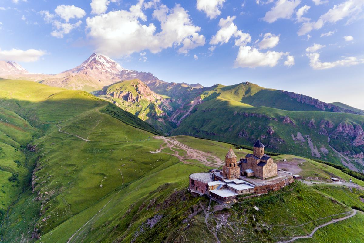 Gruzja góry