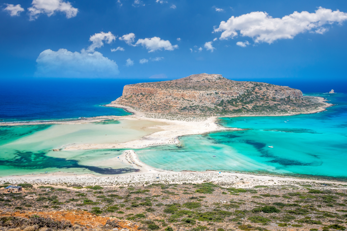 Laguna Balos Kreta