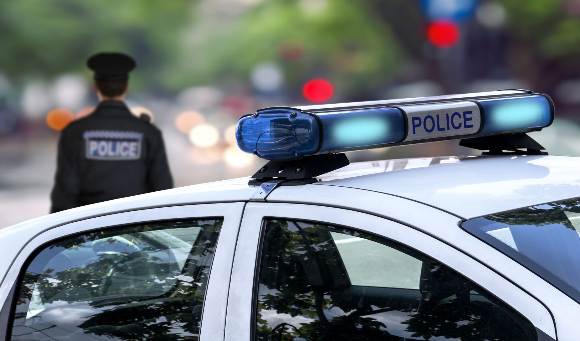 Patrol policyjny