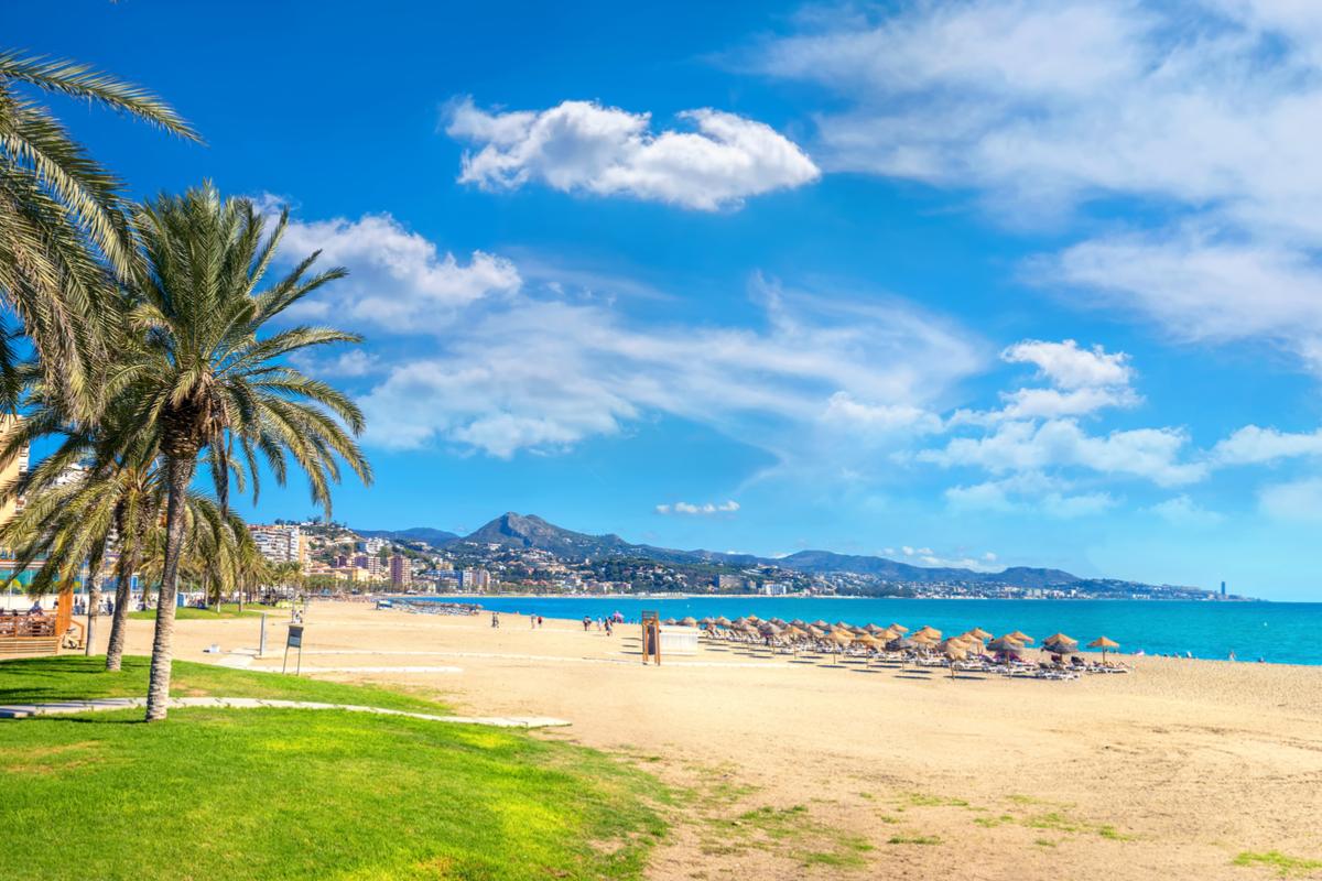 plaża Malagueta