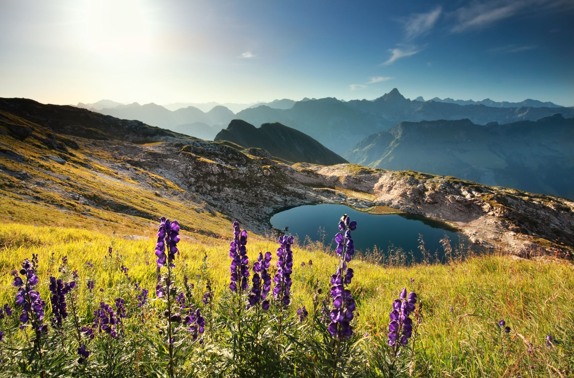 Memmingen panorama gór