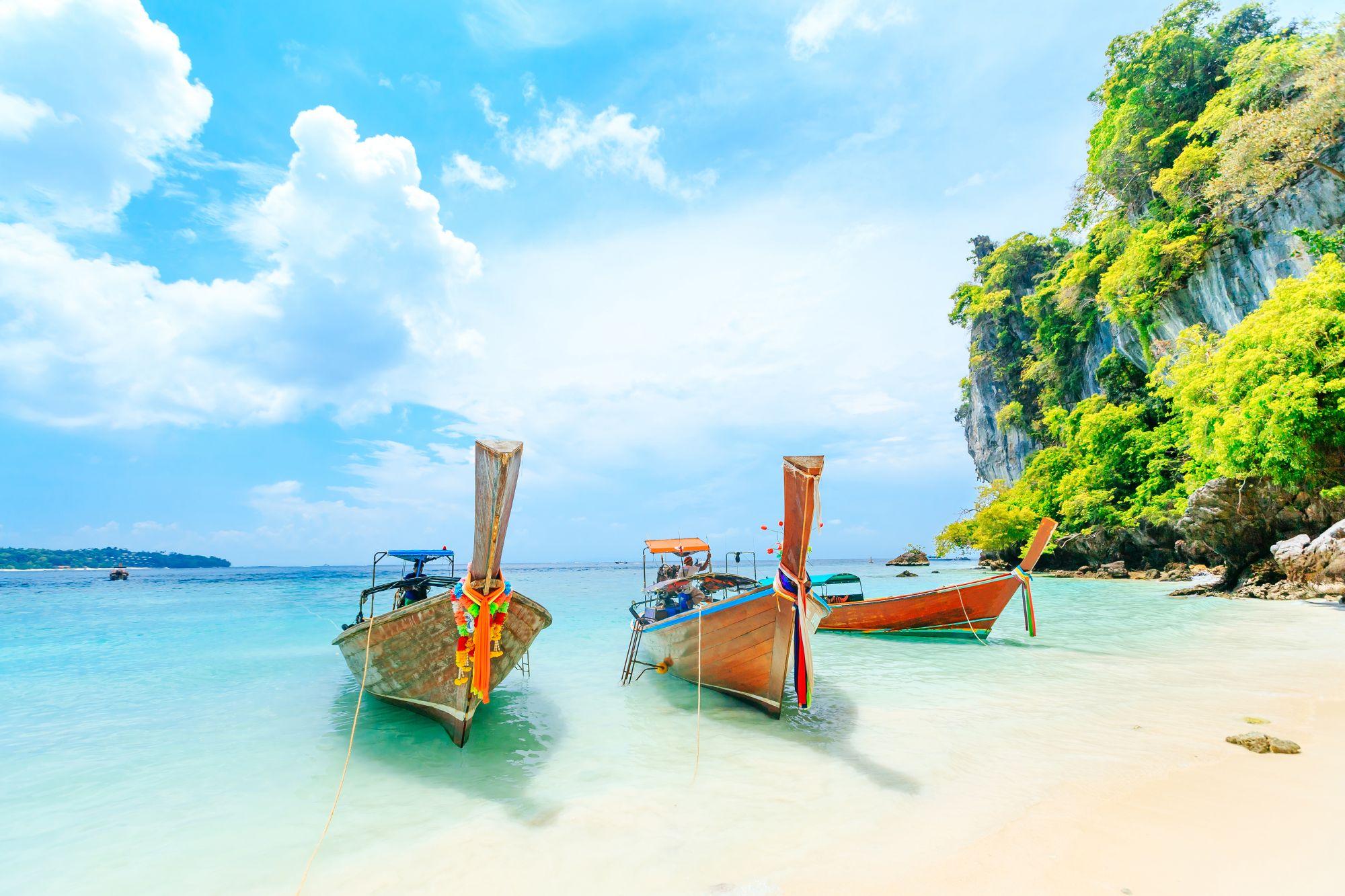 phuket widok plaży