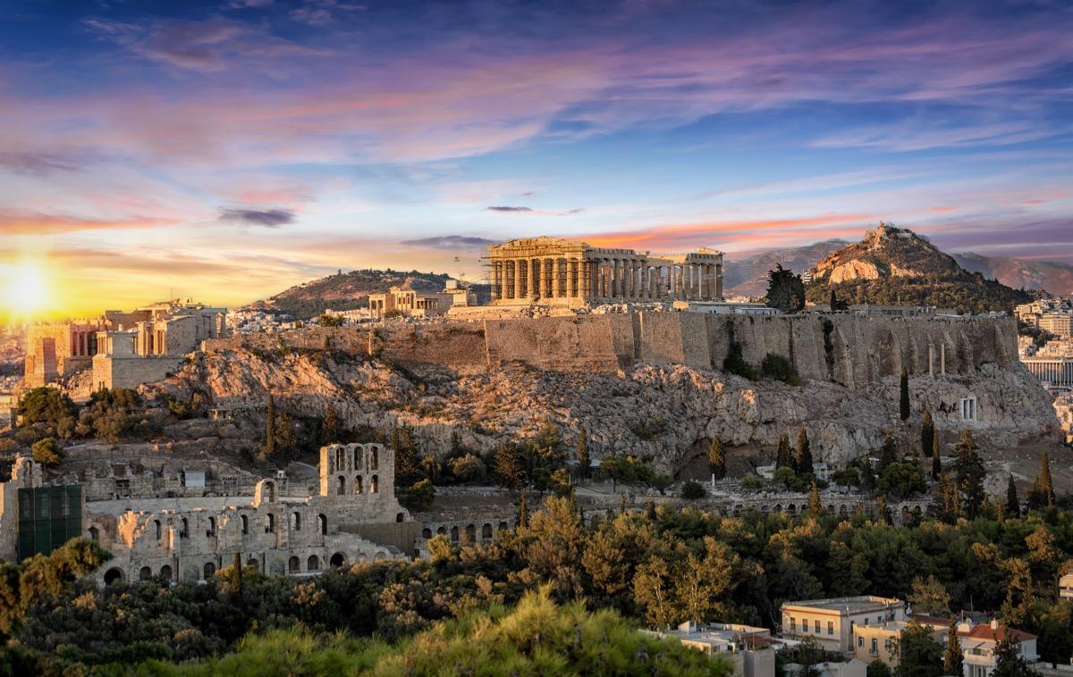 ateny akropol