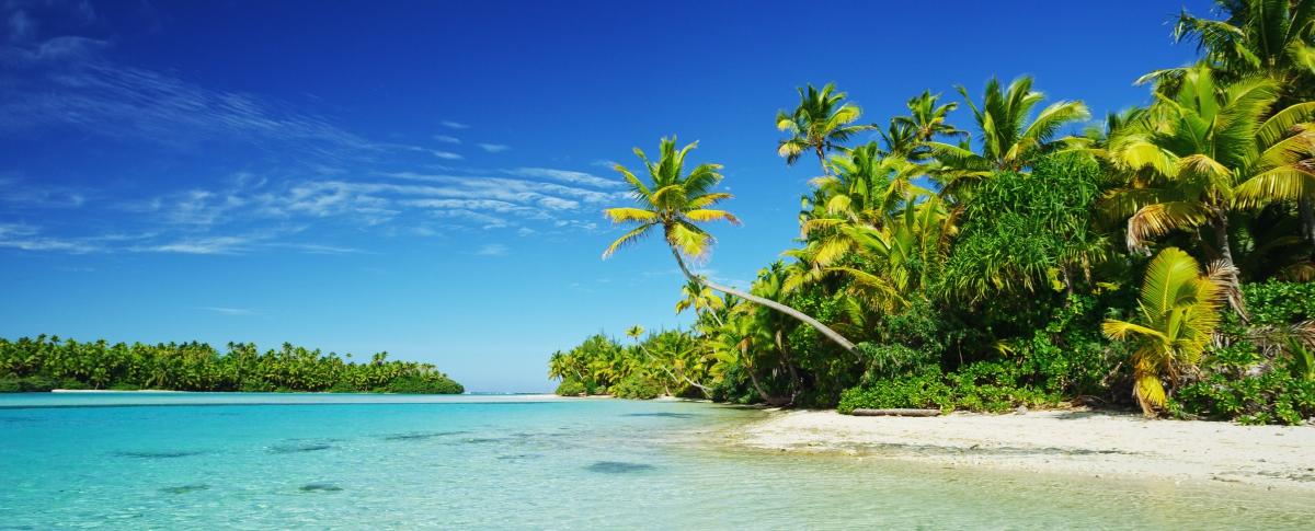 plaża polinezja