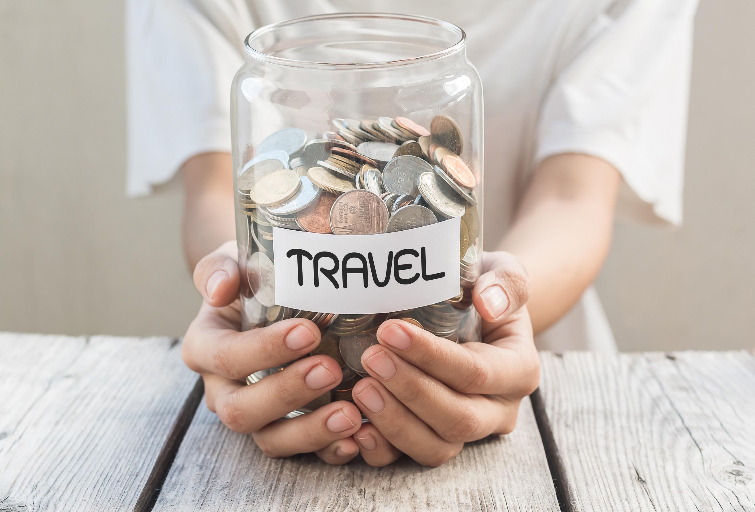 oszczędzanie na podróże