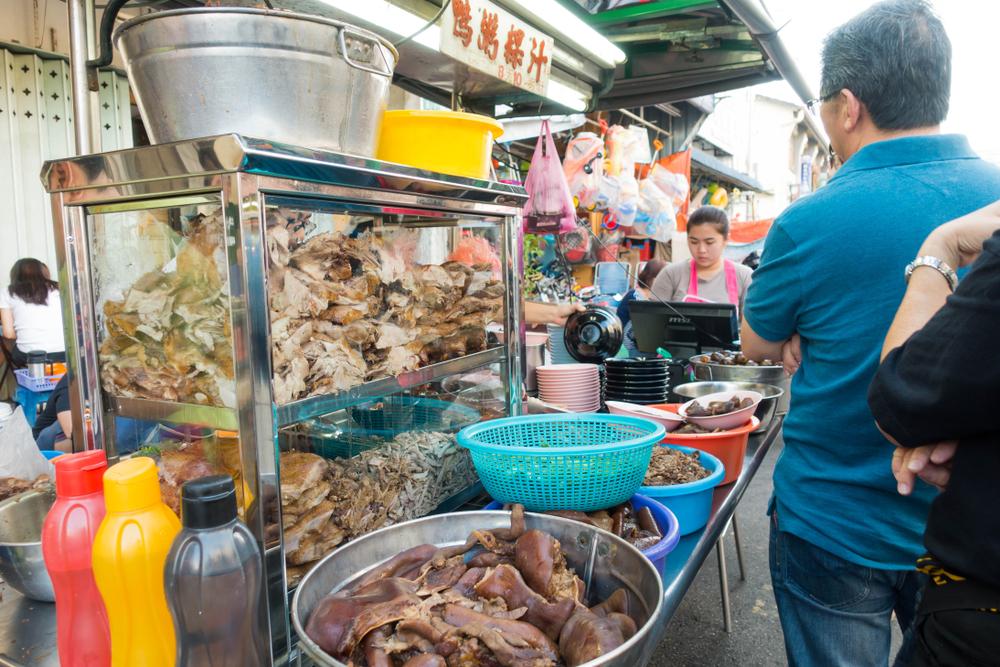 uliczne jedzenie penang