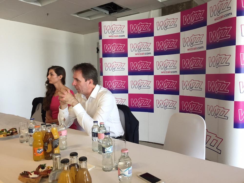 Jozsef Varadi, prezes Wizz Aira