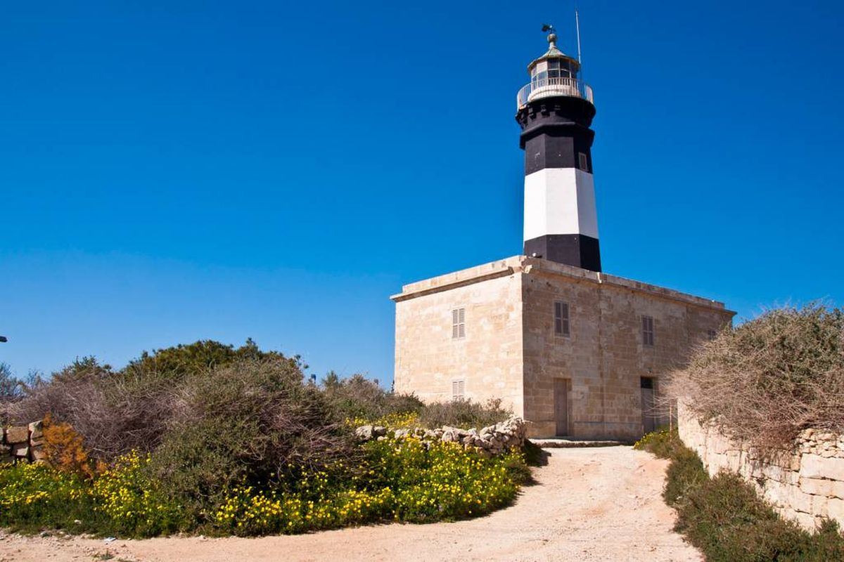 Malta latarnia morska