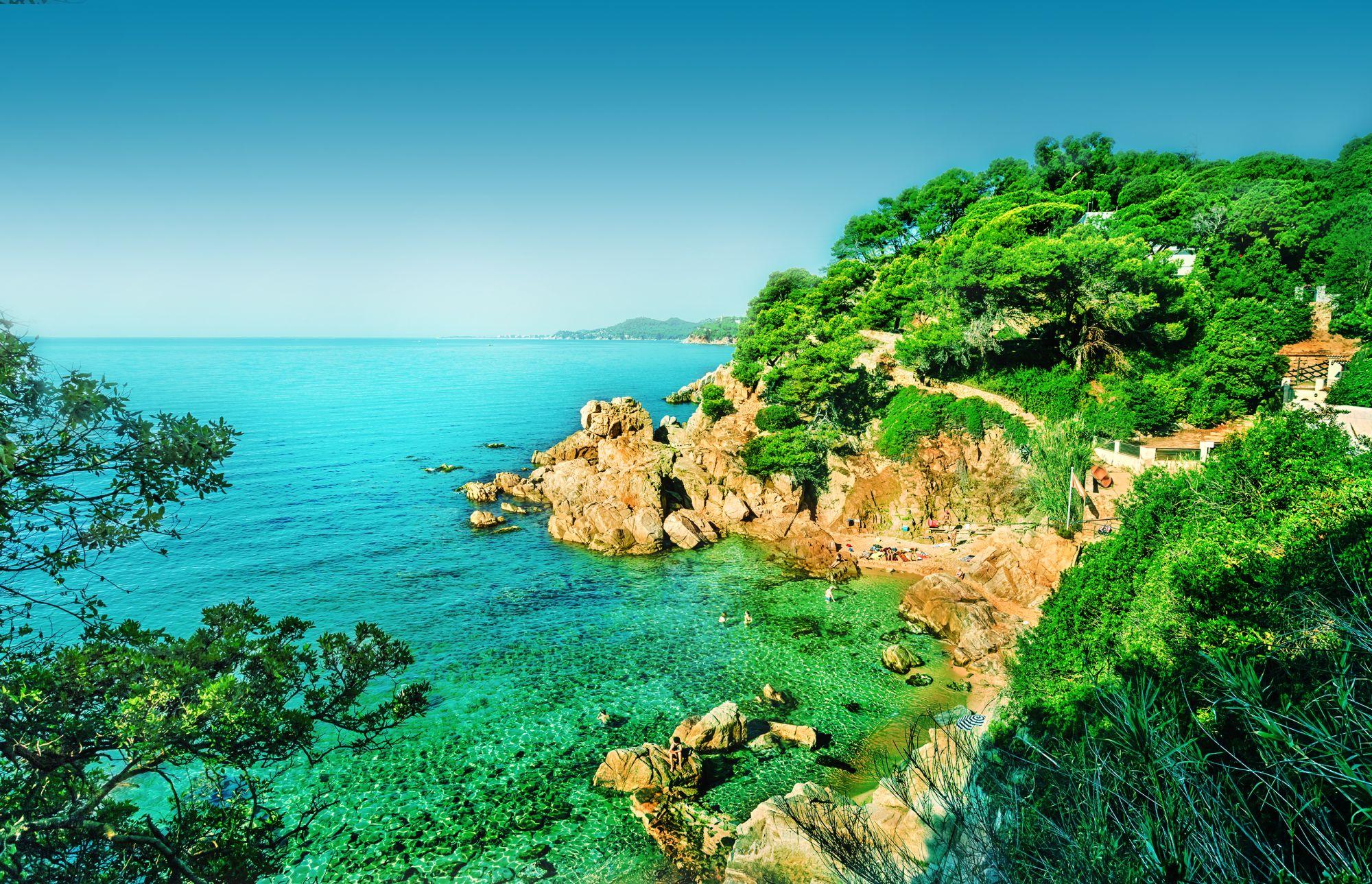 Costa Brava panorama