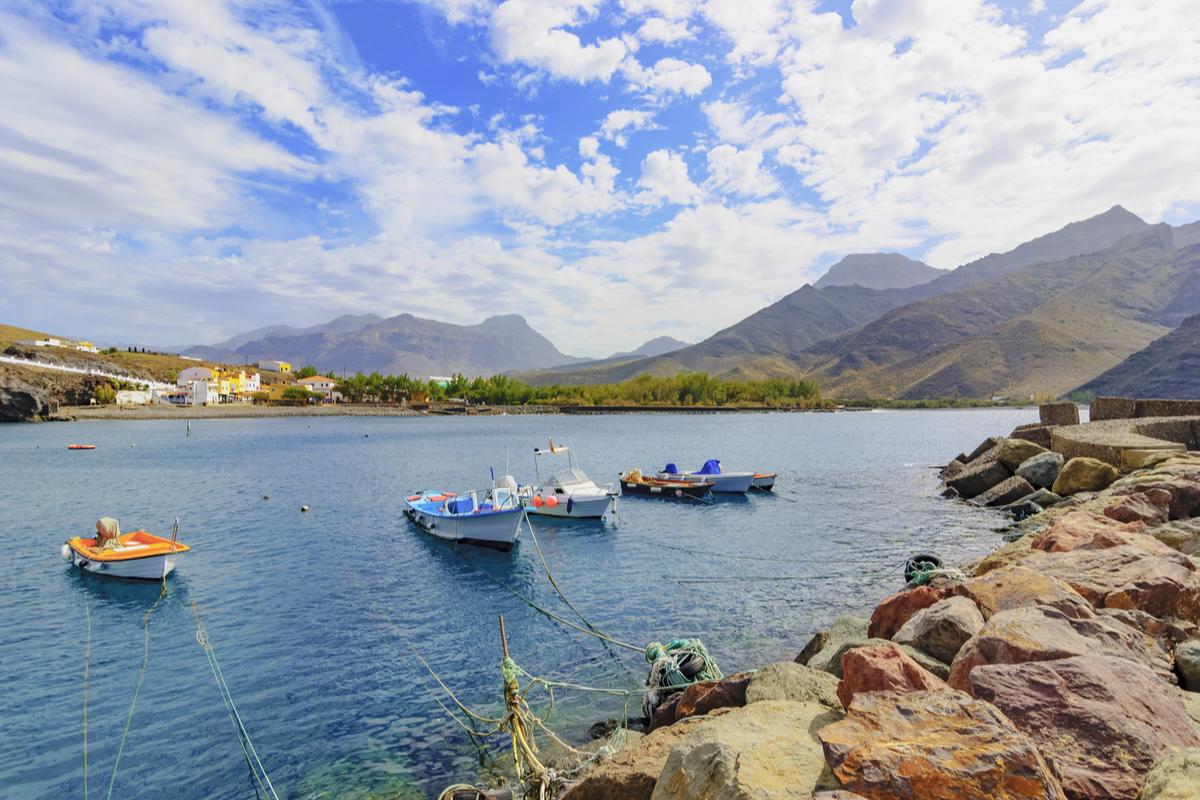 Gran Canaria wioska San Nicolas