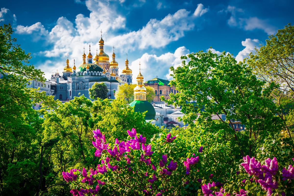 Kijów cerkiew