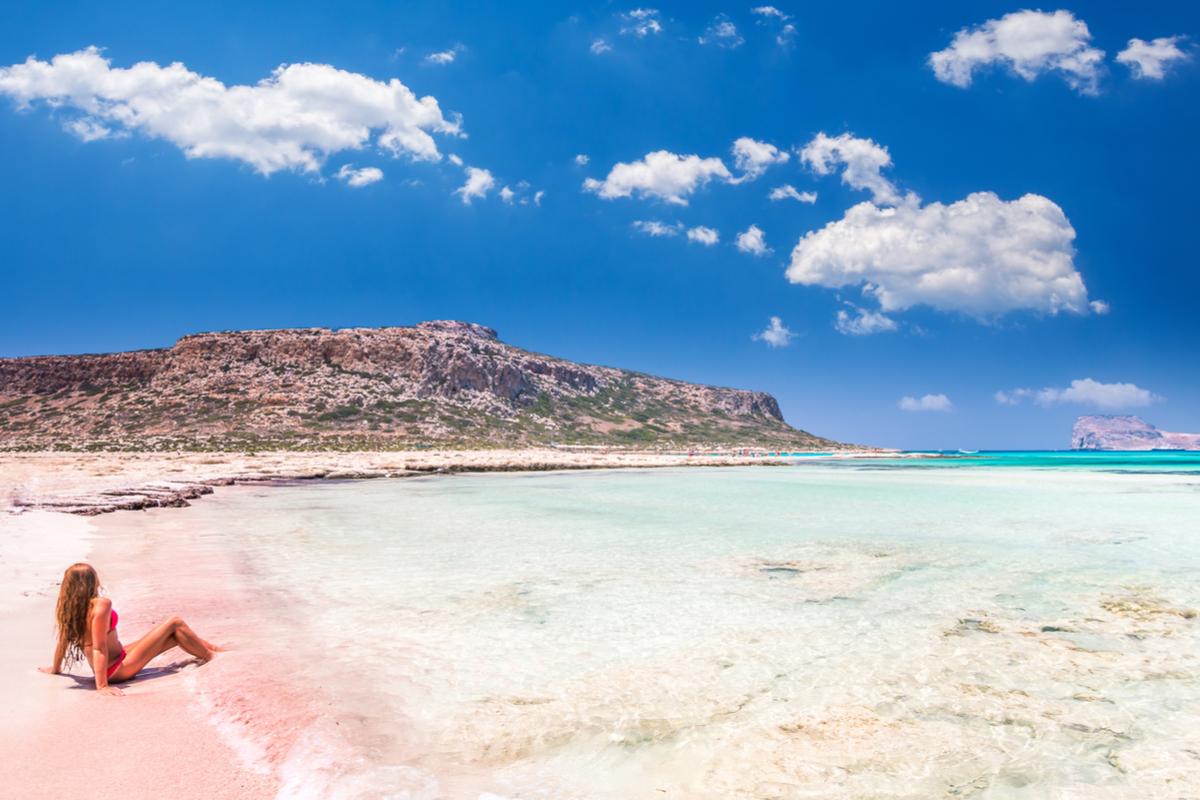 Kreta - Balos Lagoon