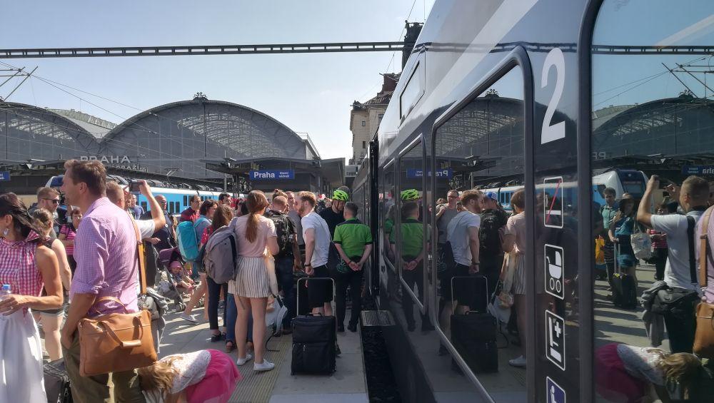 Inauguracja połączenia Leo Express do Polski