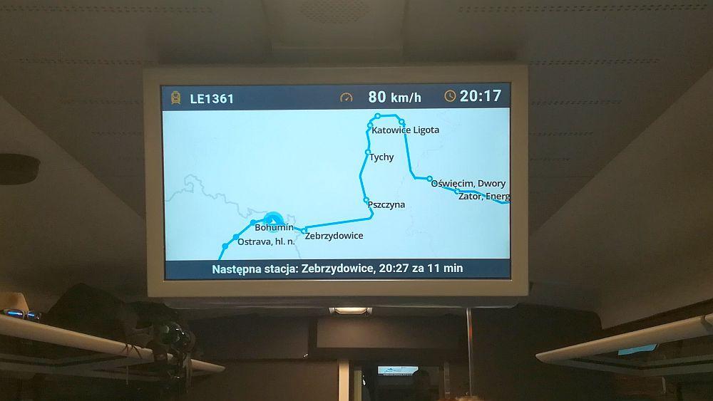 Trasa Leo Express