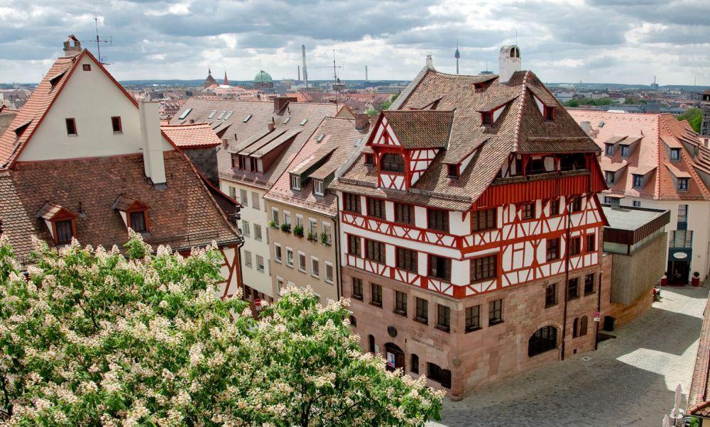 Durerhaus w Norymberdze
