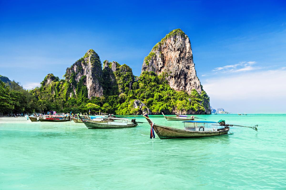 phuket łodzie