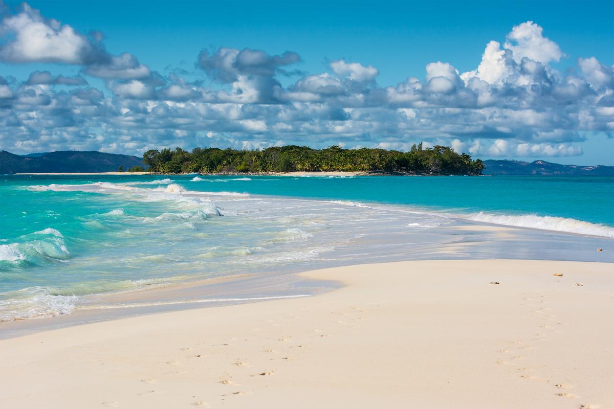 plaża madagaskar