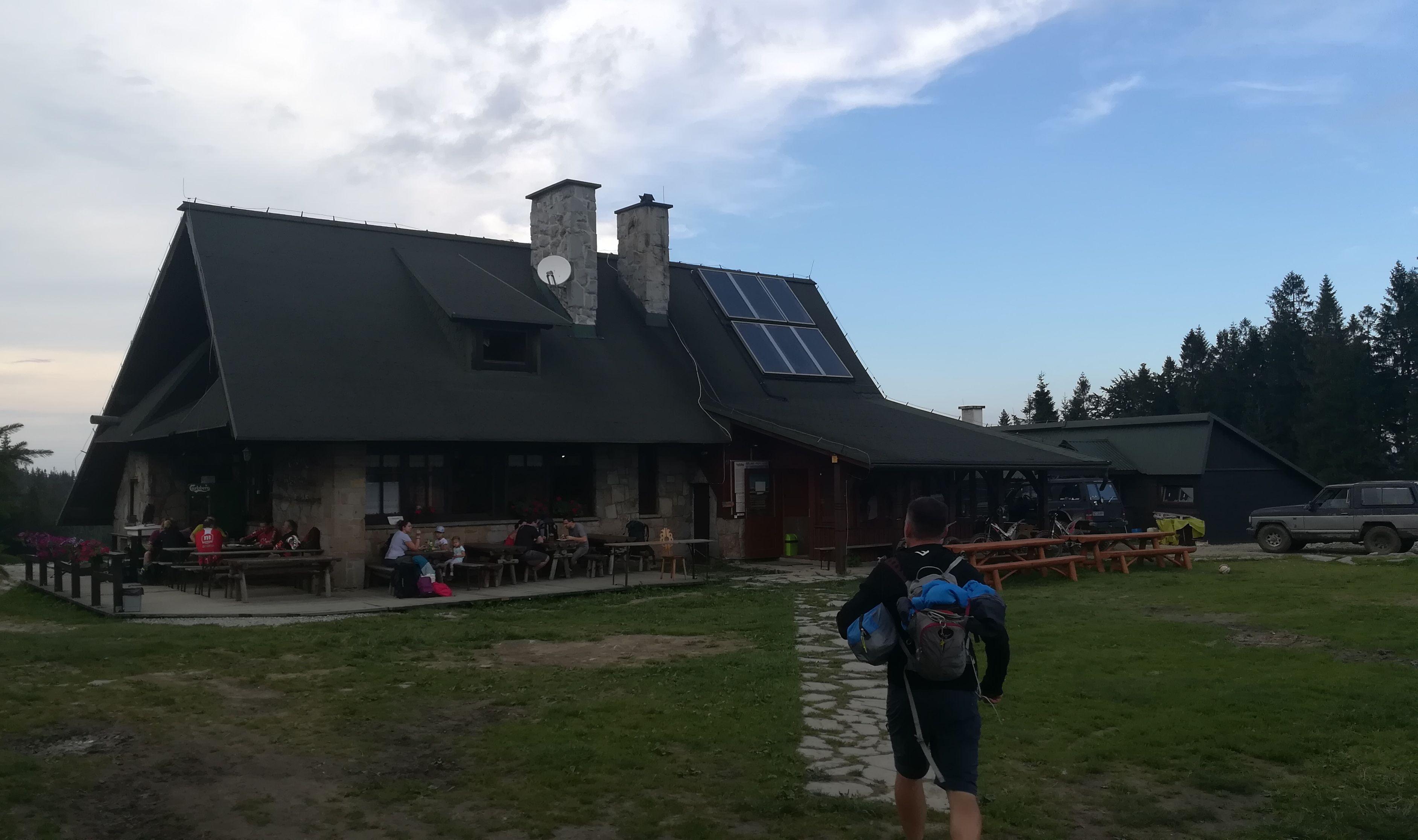 Schronisko na Starych Wierchach