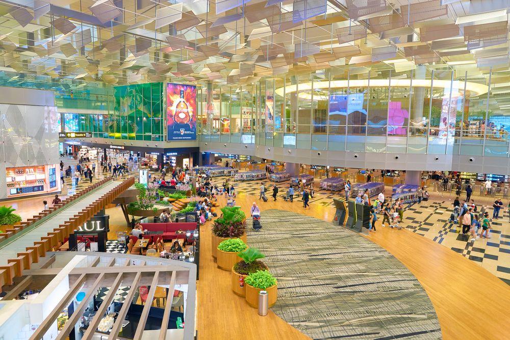 Port lotniczy Singapur