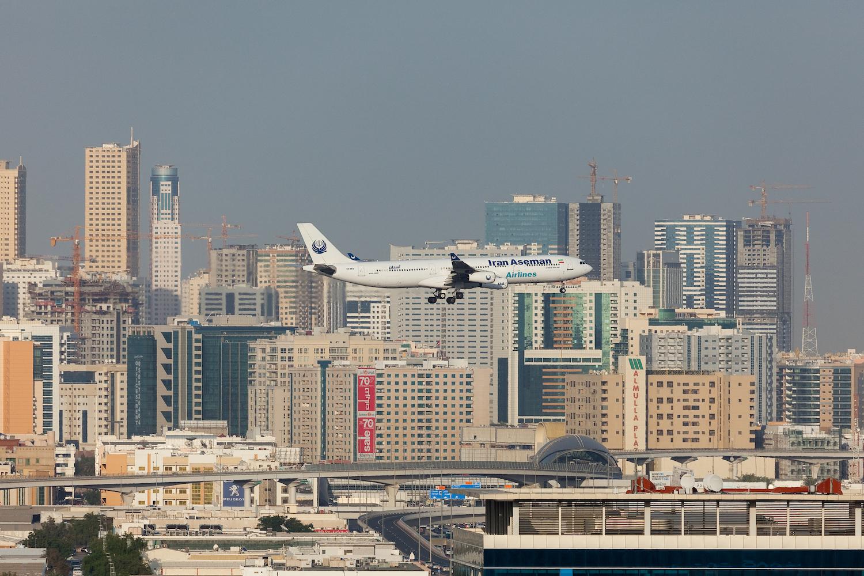Samolot Aseman Airlines