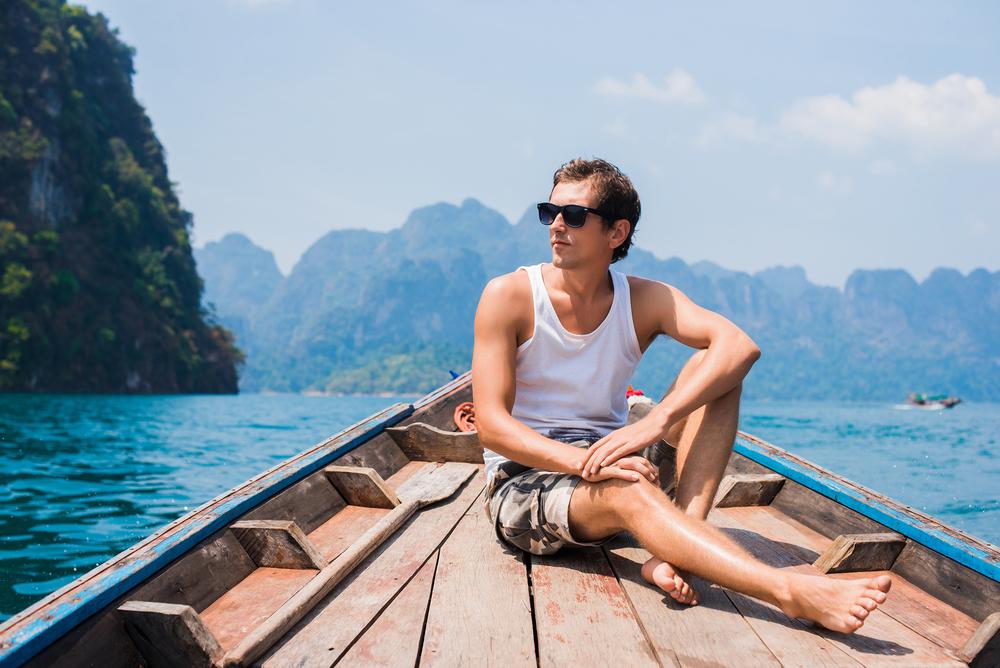 turysta w tajlandii