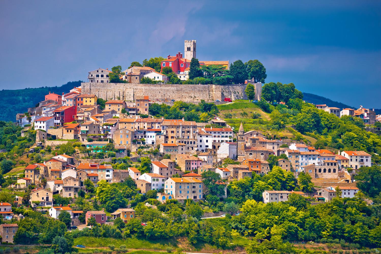 Motovun, Chorwacja