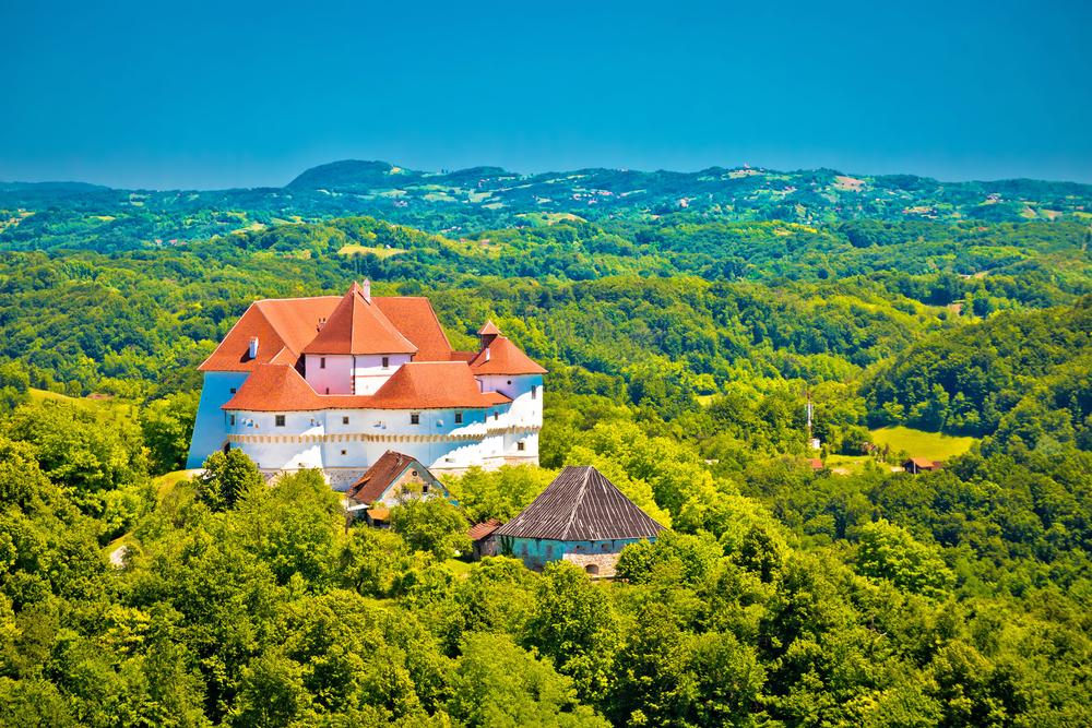 zamek Velki Tabor, Chorwacja