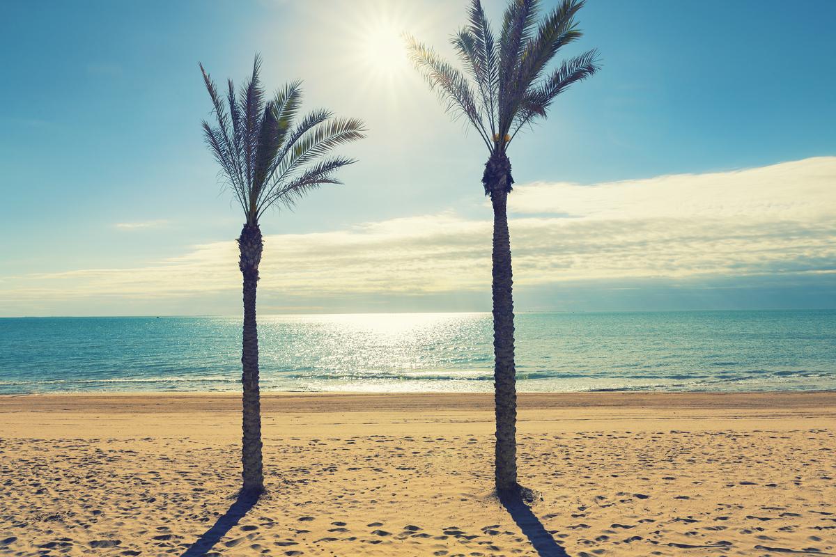 Plaża alicante