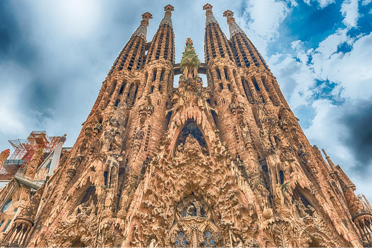 kościół Sagrada Familia