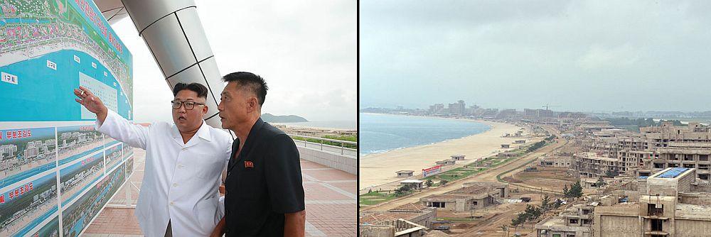 Kurort w Korei Północnej
